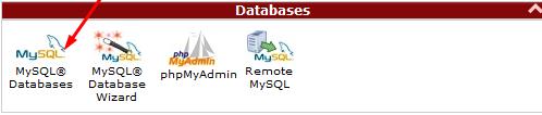 إنشاء قاعدة بيانات خلال السى